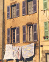 Laundry & Shutters, Provence, France