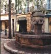 Fountain & Antiques, Provence, France